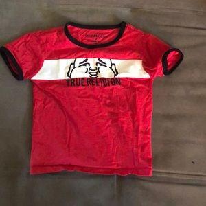 True religion boys T-shirt